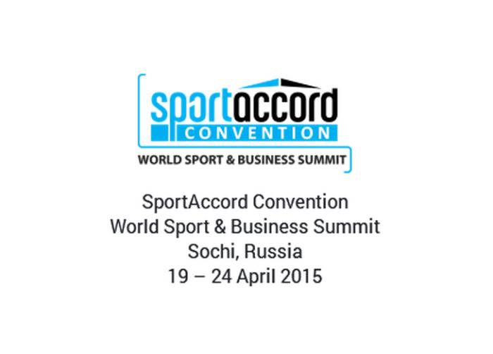 Регистрация на SportAccord Convention World Sport & Business Summit в Сочи открыта!